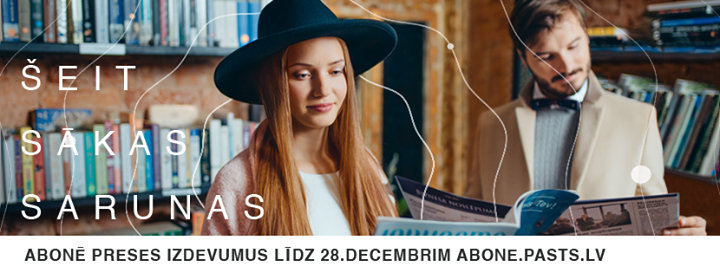 Latvijas Pasts cover