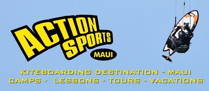 Action Sports Maui Kiteboarding, Surfing and Windsurfing cover