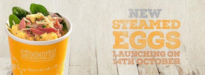 Chop'd Selfridges Foodhall cover