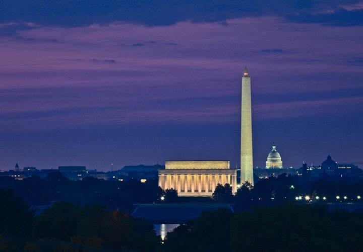 Facebook Washington DC cover