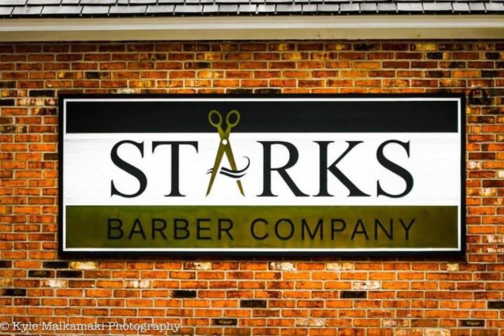Starks Barber Company cover