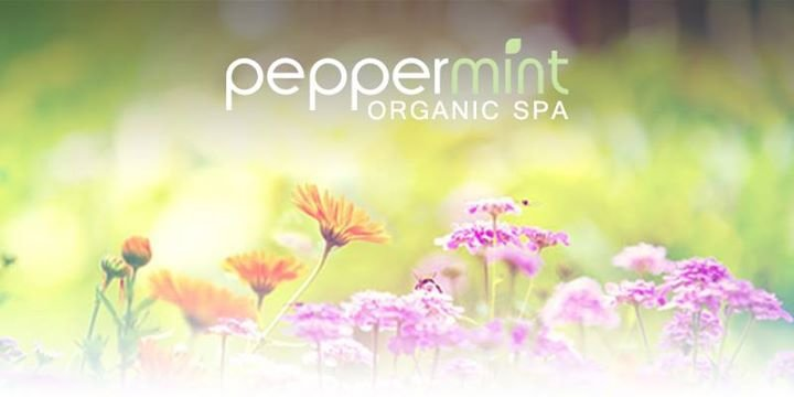 Peppermint Organic Spa cover