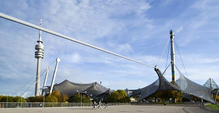 Olympiapark München cover