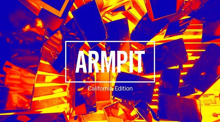Armpit / Multimedia Installation by Katrīna Neiburga and Andris Eglītis cover