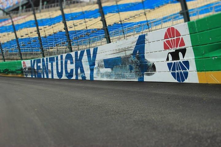 Kentucky Speedway cover