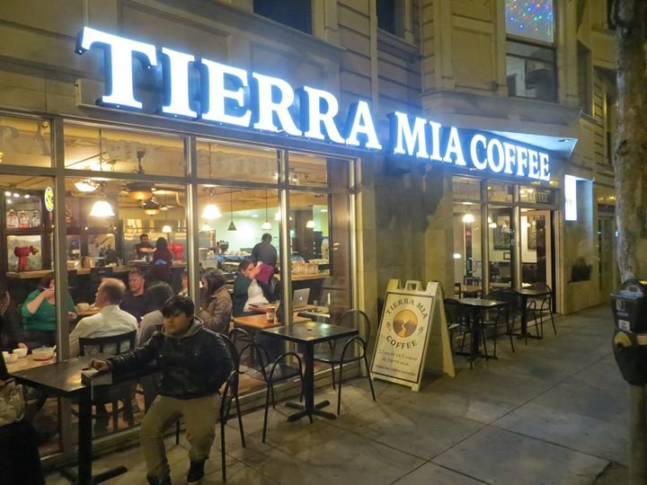 Tierra Mia Coffee cover