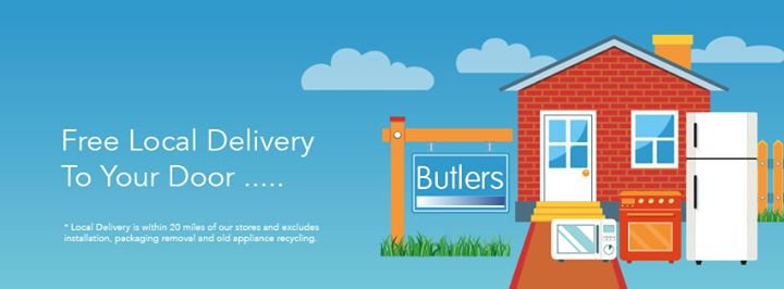 Butlers Appliance Stores cover