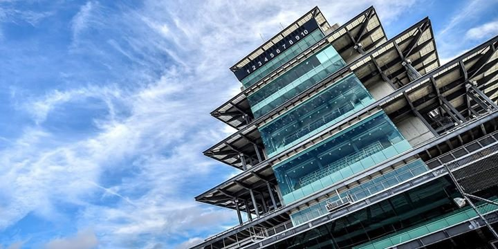 Indianapolis Motor Speedway cover