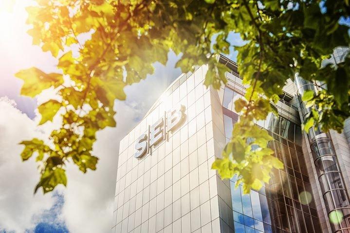 SEB Latvia cover