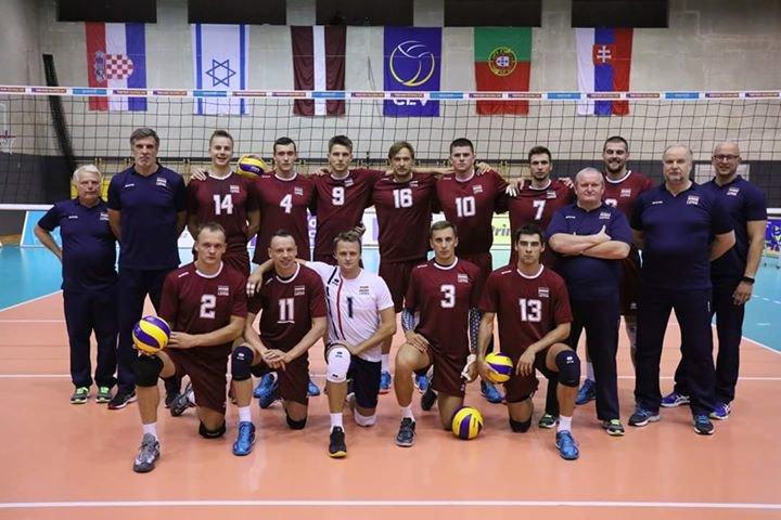Latvijas Volejbola Federācija cover
