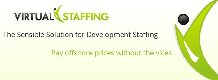 Virtual Staffing cover