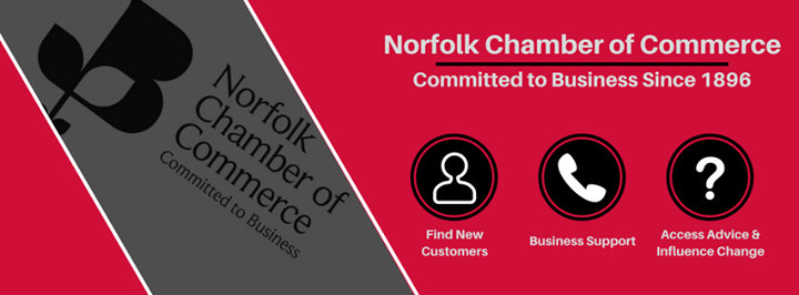 Norfolk Chamber of Commerce and Industry cover