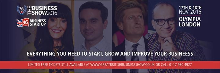 The Business Show cover