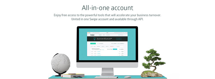 Swipe - Online invoicing and payments cover