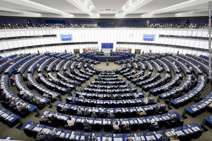 Eiropas Parlaments Latvijā cover