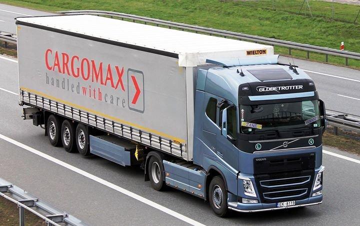 Cargomax cover