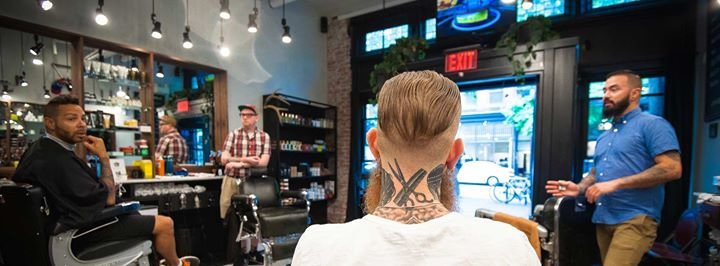 Barber & Co cover