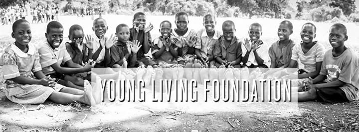 Young Living Foundation cover