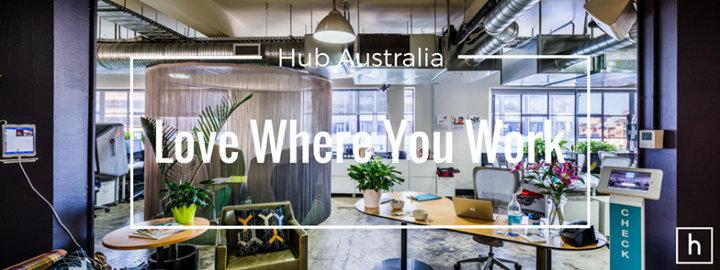 Hub Australia cover