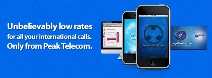 Peak Telecom A/S cover