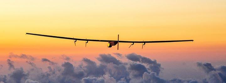 Solar Impulse cover