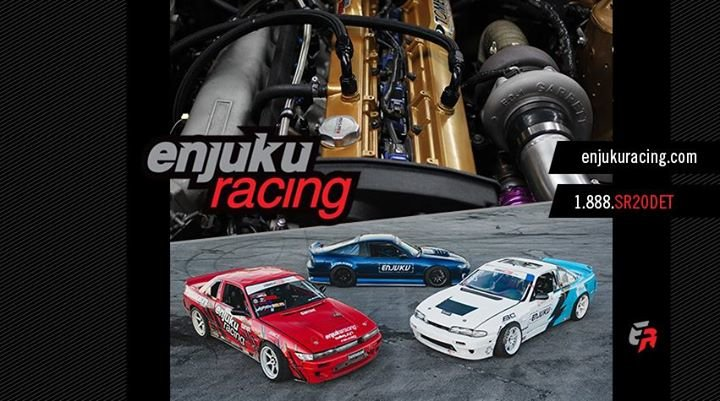 Enjuku Racing cover