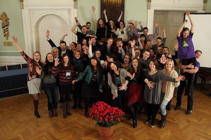 Latvijas Universitātes Studentu padome cover