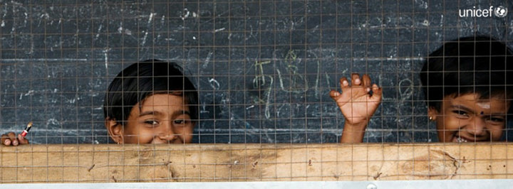 UNICEF Sri Lanka cover