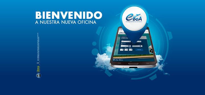 BoA - Boliviana de Aviación cover