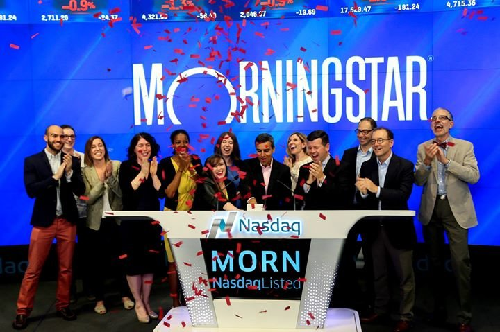 Morningstar, Inc. cover
