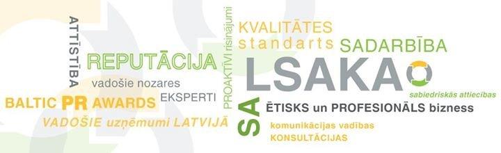 Latvijas Komunikācijas asociācija - LAKA cover
