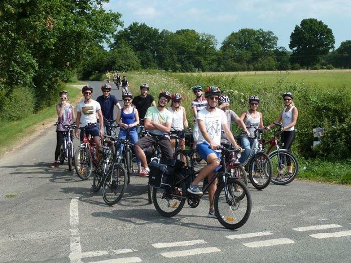 UK Electric Bike Centre Ltd cover