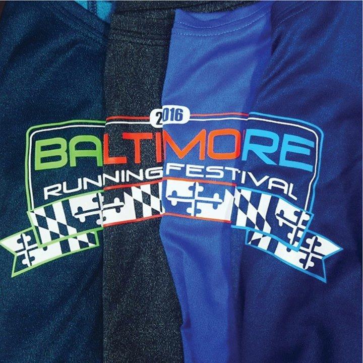 Baltimore Running Festival cover