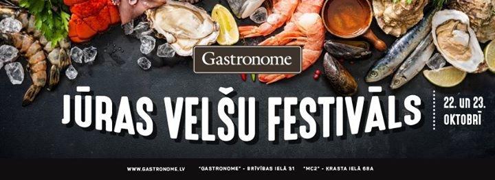Gastronome cover