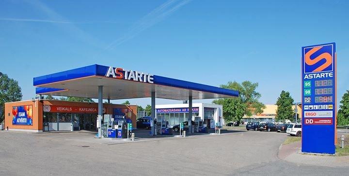 ASTARTE-NAFTA cover