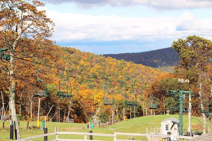 Wintergreen Resort cover
