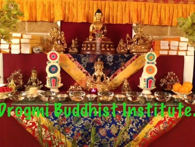 Drogmi Buddhist Institute cover