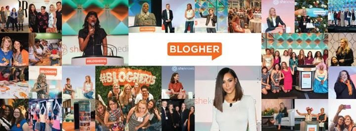 BlogHer cover