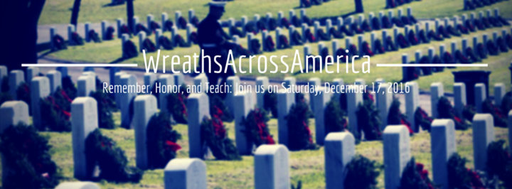 Wreaths Across America - Official Page cover