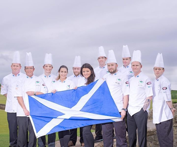 Federation of Chefs Scotland cover