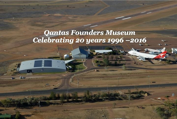 Qantas Founders Museum, Longreach, Queensland cover