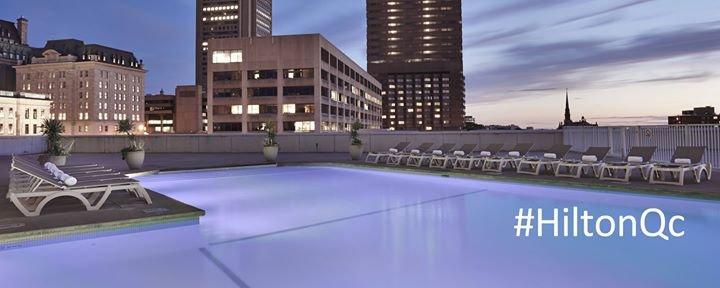 Hôtel Hilton Québec cover
