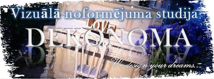 DEKONOMA cover