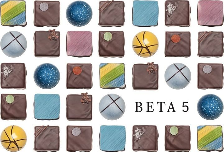 Beta5 Chocolates cover