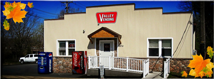 Valley Vending Service, Inc. cover