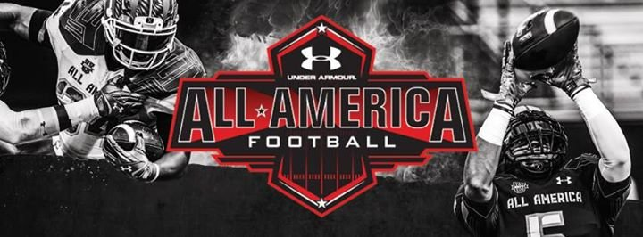 All-America High School Football Game cover