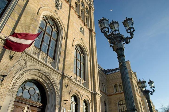 Latvijas Universitāte cover