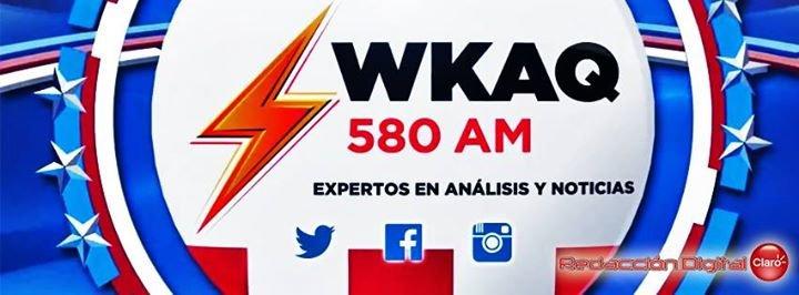 WKAQ 580 cover