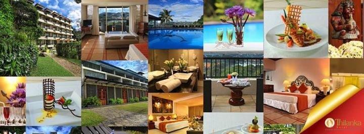 Thilanka Hotel, Kandy cover
