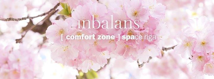 Comfort Zone Space Riga cover